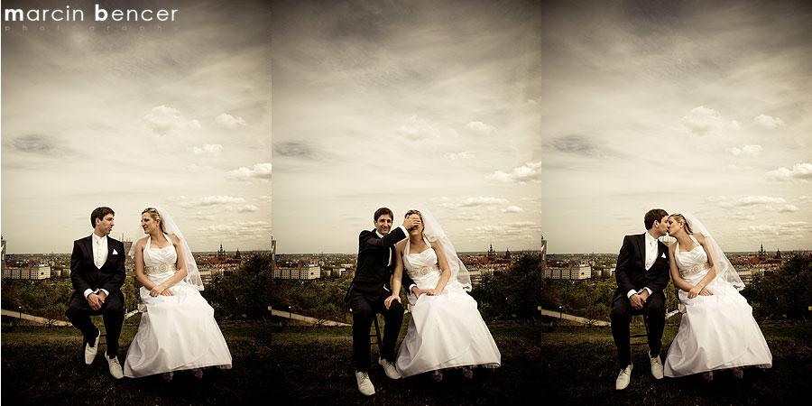 Ślub Asdii Etienne