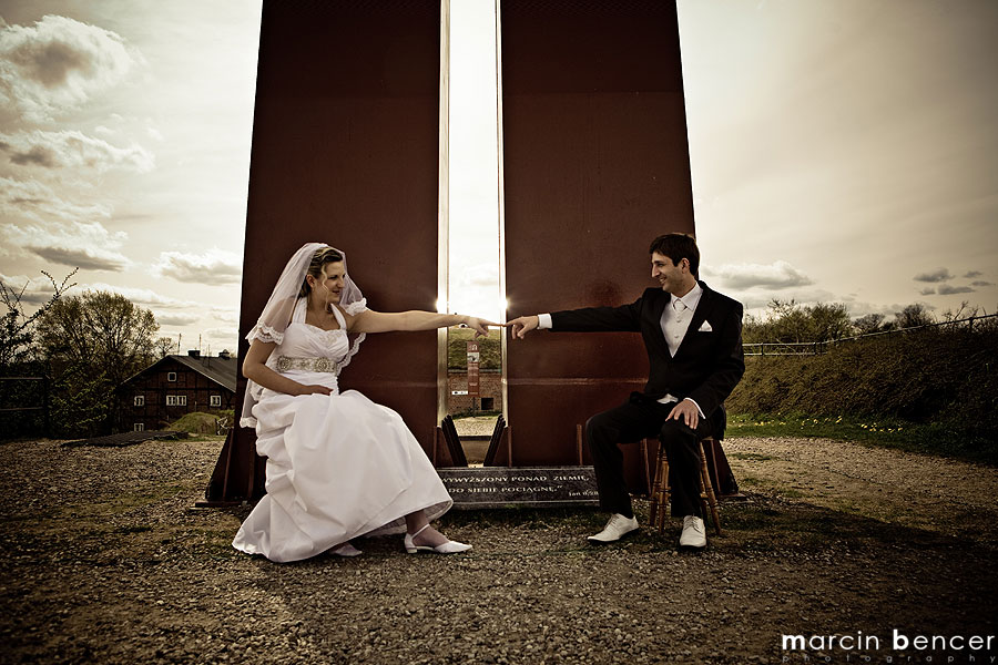 Ślub Asi i Etienne