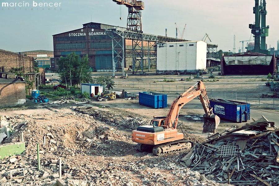 Stocznia Gdańska, Fotograf Gdańsk