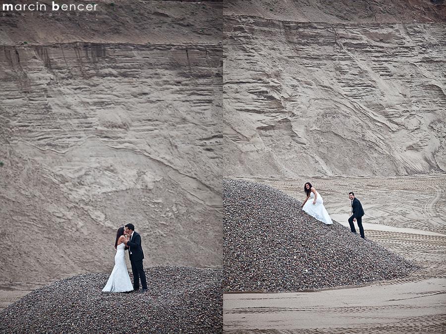 Hanna i Marcin - fotografia ślubna Gdańsk Trójmiasto