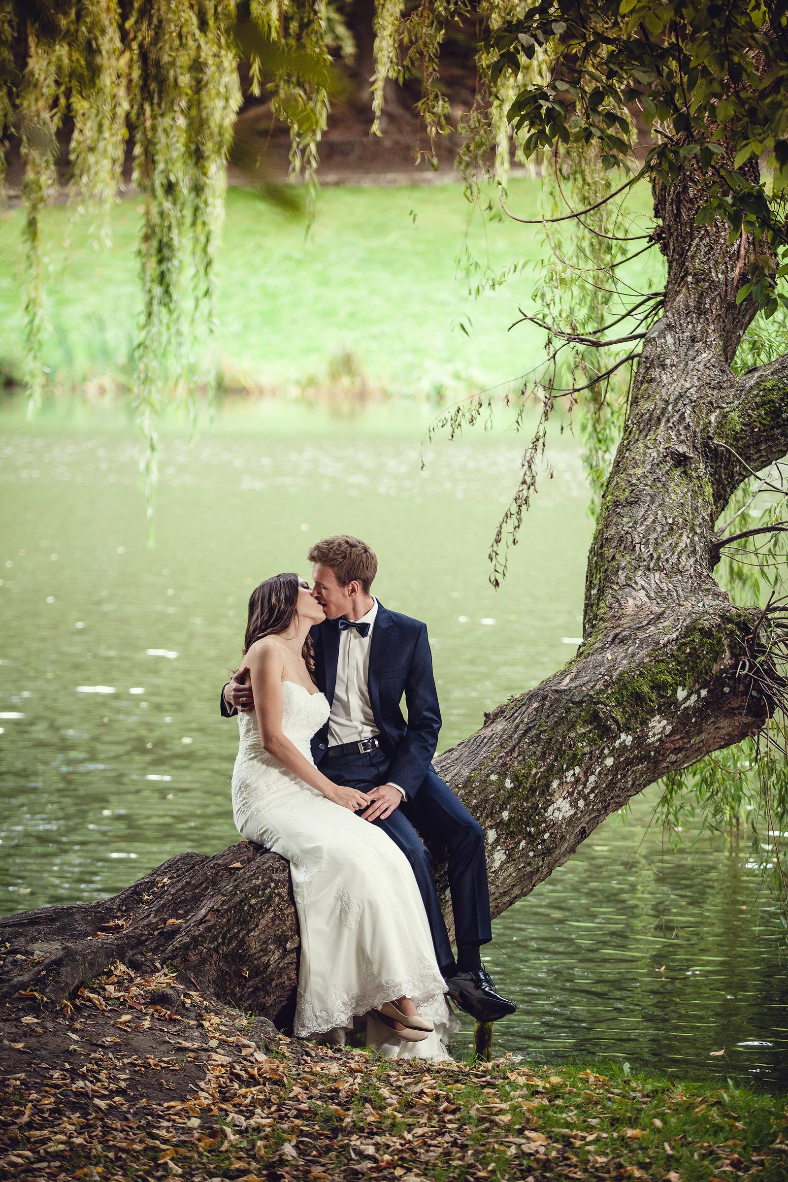 plener fotograf na wesele